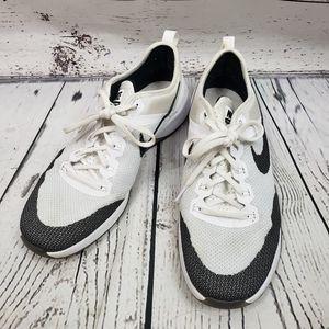 Nike Air Zoom Dynamic White Training Running Shoes